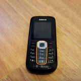 Nokia 2600 classic - 69 lei - Telefon Nokia, Negru, Nu se aplica, Neblocat, Fara procesor