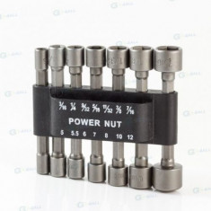 Set 14 piese Power Nut Driver - Cheie mecanica