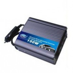 Invertor auto 150W - 50Hz - Invertor curent