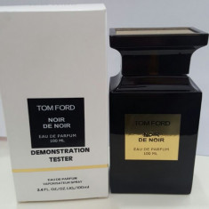 TESTER Tom Ford Noir De Noir Made in USA - Parfum unisex Tom Ford, 100 ml, Apa de parfum