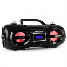 Majestic AH 234BT / MP3 / USB Bluetooth Boombox CD MP3 USB SD Bluetooth - Combina audio