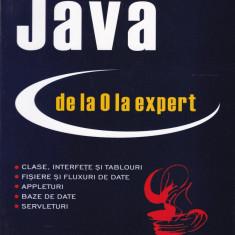 Stefan Tanasa - Java de la 0 la expert - 658688 - Carti Constructii