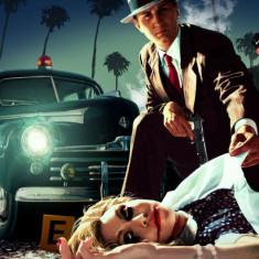 LA Noire Ps3 L.A. Noire - Jocuri PS3 Rockstar Games