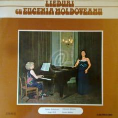 Eugenia Moldoveanu - Lieduri (Vinil) - Muzica Opera