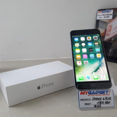 iPhone 6 Plus Apple Space Grey 16 GB ca NOU, Gri, Neblocat