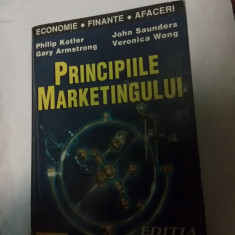 PRINCIPIILE MARKETINGULUI - PHILIP KOTLER - Carte Marketing