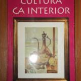 CULTURA CA INTERIOR de MONICA PILLAT 2001 - Roman