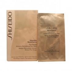 Shiseido - BENEFIANCE pure retinol face mask 4 pz - Masca fata