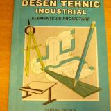 MCCB - DESEN TEHNIC INDUSTRIAL - ELEMENTE DE PROIECTARE - ED 1994