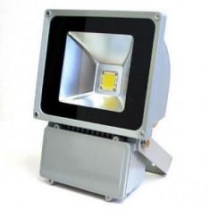 Proiector cu LED metalic 80W