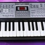 Orga muzicala electronica 54 clape XY-218 cu MP3