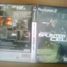 Tom Clancy's Splinter Cell  -  PS2