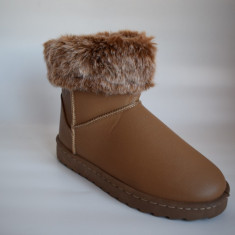 Ghete Stil UGG Merida Brown