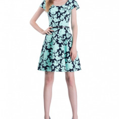 Rochie dama. Model Gladis - Bleumarin - Rochie de seara PerDonna, Marime: 36, 38, 40, 42