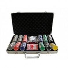 Set Poker Profesional 300 piese