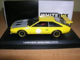 Macheta Lamborghini Jarama Rally - 1973 - WHITE BOX  scara 1:43