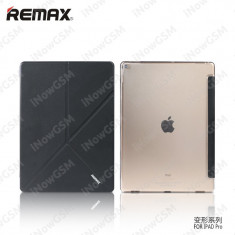 Husa origami REMAX Apple iPad Pro A1673 - Husa Tableta
