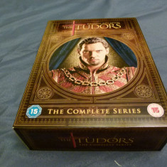 The Tudors - 15 dvd complete serie - Film serial Altele, Biografic, Engleza