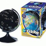 Glob 2in1: Pamantul si Constelatiile