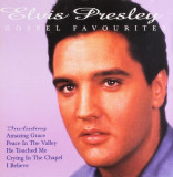 ELVIS PRESLEY Gospel Favourites (cd)