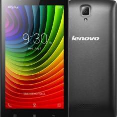 Telefon mobil Lenovo A2010 Dual Sim 4G Black, Negru, 8GB, Neblocat, Quad core