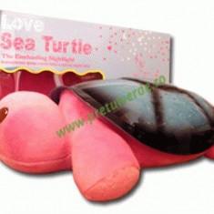 Lampa muzicala Love Sea Turtle