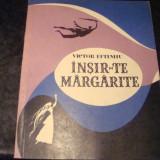 Victor Eftimiu - Insira-te margarite -1968 -ilustratii Jul Perahim - Carte de povesti