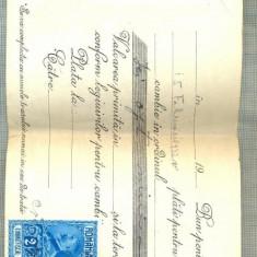 A2303 CAMBIE 8000 LEI - 1932 -STAREA CARE SE VEDE - Cambie si Cec