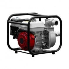 Pompa de apa benzina 6.5 CP Straus Austria 3 toli - Motodebitator