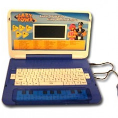 Mini-Laptop Lazy Town aparat de invatare