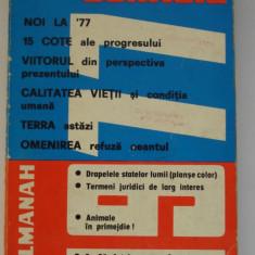 Almanah Scanteia - 1977