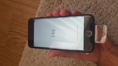 Iphone 7 128gb jet black neverlocked NOU GARANTIE 07/2018 foto