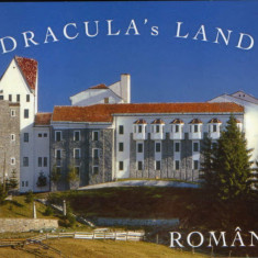 Carte p. necirculata -  Bistrita Nasaud- Piatra Fantanele - Hotel Castel Dracula