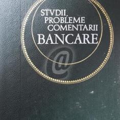 Studii, probleme, comentarii bancare - Carte despre fiscalitate