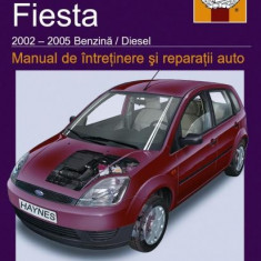 Manual reparatii ford fiesta - Manual auto