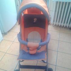Vând urgent carucior - Carucior copii Sport Altele, Portocaliu