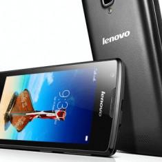 Lenovo Telefon mobil Lenovo A1000 Dual Sim 3G Black. Garantie., Negru, 4GB, Neblocat, Dual core, 1 GB