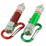 Mini lanterna breloc cu laser JP-508 - Breloc Barbati