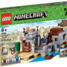 LEGO® LEGO® Minecraft Avanpostul din desert 21121