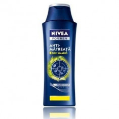 Sampon anti-matreata Nivea Men Pure, 250 ml