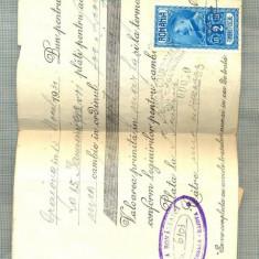 A2308 CAMBIE 8000 LEI - 1931 -CRAIOVA -STAREA CARE SE VEDE +BILET ATASAT - Cambie si Cec