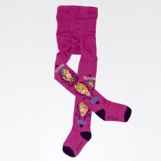 Ciorapi pantalon Disney Frozen violet - Ciorapi Copii