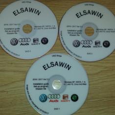 ELSAWIN 5.30 - 2016 - Audi VW Skoda Seat Full Pack - Manual auto