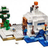 LEGO® Minecraft Ascunzisul din zapada 21120