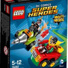 LEGO® LEGO® Super Heroes Mighty Micros: Robin vs. Bane (76062)