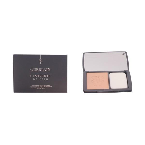 Guerlain - LINGERIE DE PEAU fdt compact poudre 12-rose clair 10 gr foto mare