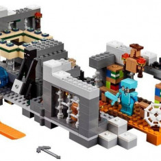 LEGO® Minecraft Portalul final 21124