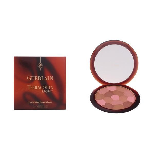 Guerlain - TERRACOTTA LIGHT poudre 04-sun blonde 10 gr foto mare
