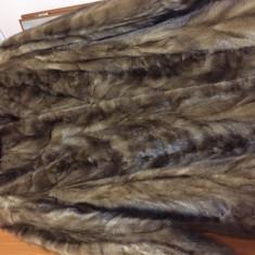 Vând haina de blana naturală - Haine vintage
