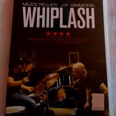 WHIPLASH [2014] (ORIGINAL, IMPECABIL, ROMÂNĂ) - Film drama, DVD, Romana